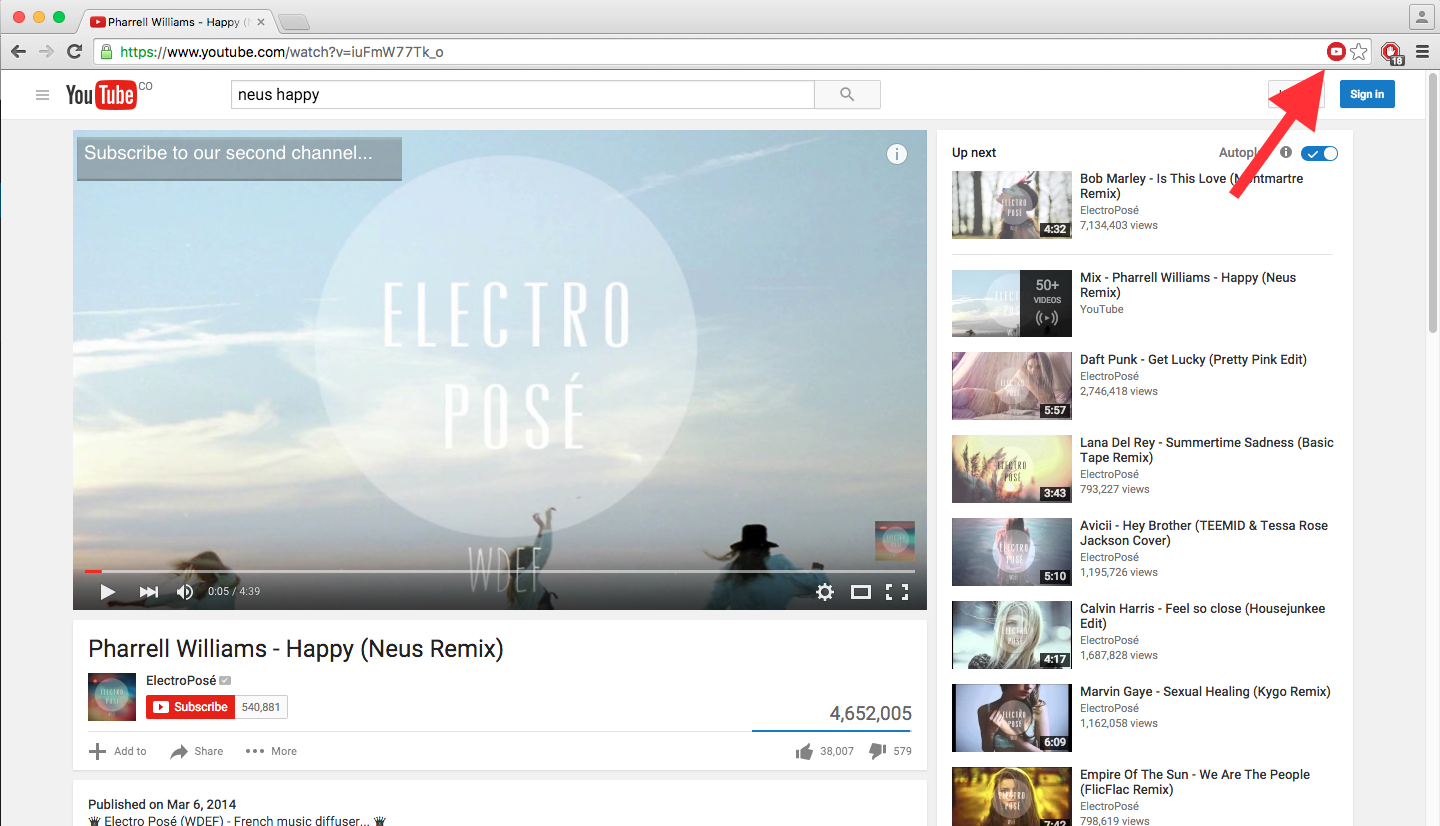 download youtube audio mp3 chrome extension